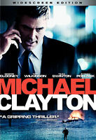 Michael Clayton (DVD) DISC & ARTWORK ONLY NO CASE UNUSED CONDITION SHIPS FAST