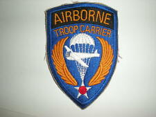 USAAF AIRBORNE TROOP CARRIER PATCH WWII (REPRODUCTION)