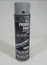 Transtar 2in1 Primer Grey Spraycan/aerosol 4603 400g Automotive Paint Touch up