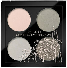 """CATRICE LE """"Zensibility"""" Quattro Eyeshadow (C01 Ease And Comfort) NEU&OVP"""