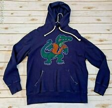 Men's University of Florida Gators UF NCAA Football Basketball Sweater Hoodie S
