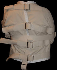 Medium straight jacket real restraint