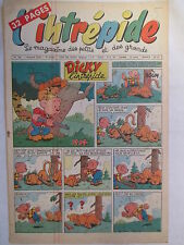 L'INTREPIDE 361  ANNEE 1956