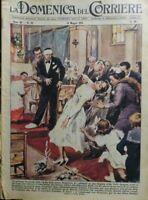 LA DOMENICA DEL CORRIERE N.20 1958