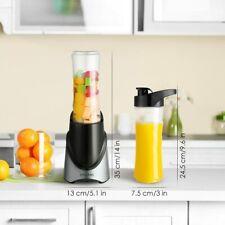 Eplians Electric Bottle Blender Liquidiser Healthy Smoothie Fruit B3 AGE UK