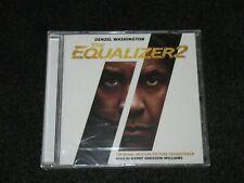 The Equalizer 2 (Original Motion Picture Soundtrack) NEU OVP