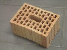 17,5er Unipor Blockziegel 3DF Hochlochziegel 24x17,5x11,3 Porotonsteine