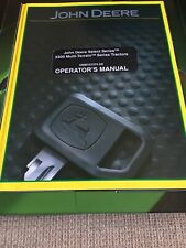 John Deere Select Series X500 Multi Terrain Tractors Operator's Manual