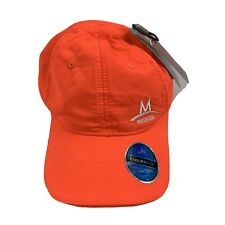 Mission Enduracool Orange Peach Hat Cools Instantly When Wet
