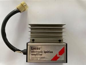 NOS Lucas AB13 Electronic Ignition Amplifier 60941023a Mini Jaguar Triumph