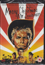 Merry Christmas Mr Lawrence - David Bowie Tom Conti New & Sealed UK R2 DVD