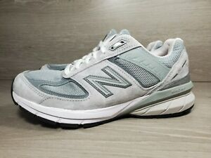 New Balance Womens W990gl5 Grey/Castlerock Running Shoes Size 8 (a32
