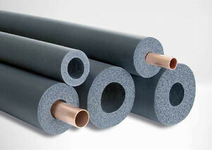 NEW insulation / Kaiflex 9mm thick, choose size, 6mm-54mm, plumbing, lagging a/c