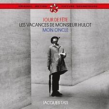 Jacques Tati - Jour De Fete / Les Vacances De Monsieur Hulot [New CD] Bonus Trac