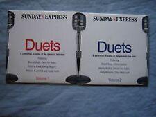 PROMO CD  DUETS   VOL 1 of 2