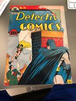 DETECTIVE COMICS 44 GOLDEN AGE BATMAN