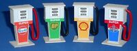 1:32 Scale Petrol Pumps Accessory -  for Scalextric/Other Static Layouts