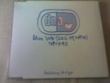 DNA / JO NYE - BLUE LOVE (CALL MY NAME) - DANCE CD SINGLE