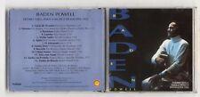 Cd BADEN POWELL Premio Shell para a musica brasileira 1995 Kuarup Brasil