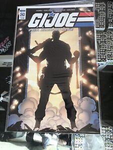G.I. Joe: A Real American Hero #243 Gallant Cover A IDW Larry Hama