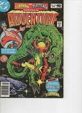 ADVENTURE COMICS 470 - APR 1980  VERY GOOD