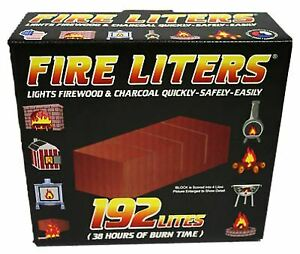 192-Pack Fire Lighters -10192