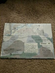 US ARMY ESCAPE EVASION CHART MAP EVC NJ-42A. 1st ed. May 01