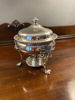 Antique Walker & Hall Silver Plated Egg Coddler Circa 1900