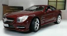 Artículos de automodelismo y aeromodelismo Burago Mercedes