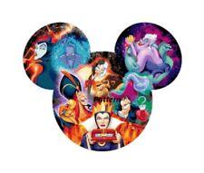 Disney Villains. Cross Stitch Kit.