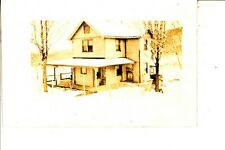 Dover, NJ  Real Photo Of House  1914