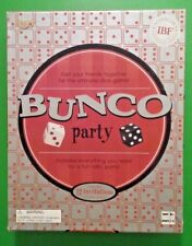 Bunco Party - Dice Game - 2004 Edition - Complete Game