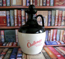 SCOTCH WHISKY  FLAGON 'NOT JUG' the challenge ANDERSON & SHAW