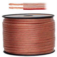 50m 2x2,5mm² Lautsprecherkabel CCA HIFI MUSIK BOXEN AUDIOKABEL Speaker Cable
