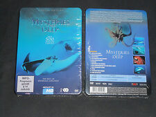 Mysteries of the Deep [Special Edition] [2 DVD Metallbox] Neu & OVP