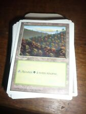 MTG Magic the Gathering FORET version 4 fifth 5th French NEW RARE