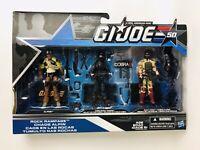 loose//complete * GI JOE 50th anniversary Rock Rampage Cobra Rock Viper Squad 3