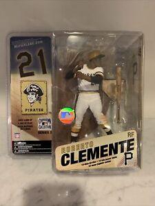McFarlane MLB Cooperstown Series 3 - ROBERTO CLEMENTE Pittsburgh Pirates