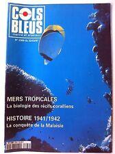 COLS BLEUS n°2389 du 22/03/1997; Histoire 1941/1942, conquête de la Malaisie