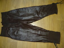 Ussr Red army Leather breeches armored train & tanker officer Rkka 193X New rare