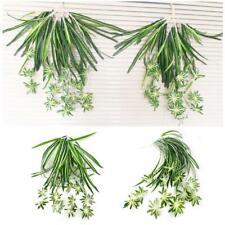 1* DIY Artificial Ivy Vine Fake Wall Hanging Chlorophytum Leaf Garland Decor