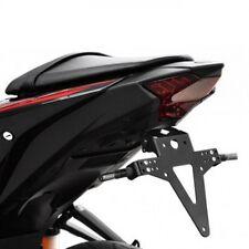 Kennzeichenhalter Heckumbau Yamaha YZF R3 verstellbar adjustable tail tidy