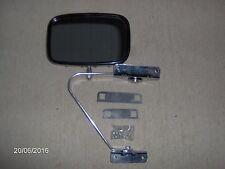 NOS Ford OE Style 3661 Stainless Door Mirror Bronco F-Series Aerostar Econoline