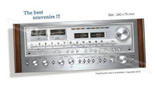 Fridge Magnet! Receiver Pioneer SX 1980