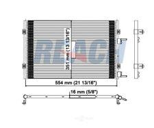 A/C Condenser Reach Cooling 31-3171 fits 03-09 Chrysler PT Cruiser 2.4L-L4