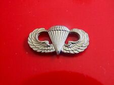 Usn Navy Seal Army Qualified Parachutist Mess Dress Mini Qualification Badge S
