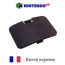 Cache Expension Pack noir Nintendo 64 NEUF - Cover Capot Jumper Pak N64 FRANCE