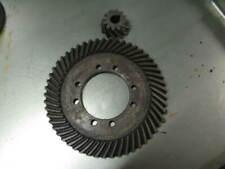 High ratio MG 18/80,14/40, Morris Oxford, Cowley, vintage crown wheel & pinion