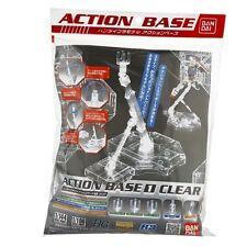 BANDAI GUNPLA GUNDAM ACTION BASE 01 CLEAR MODEL KIT MG HG 1/100 1/144
