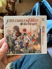 Fire Emblem Fates: Birthright (3DS, 2016)